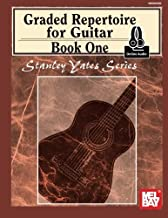 Graded Repertoire for Guitar: Book One (Stanley Yates Guitar)