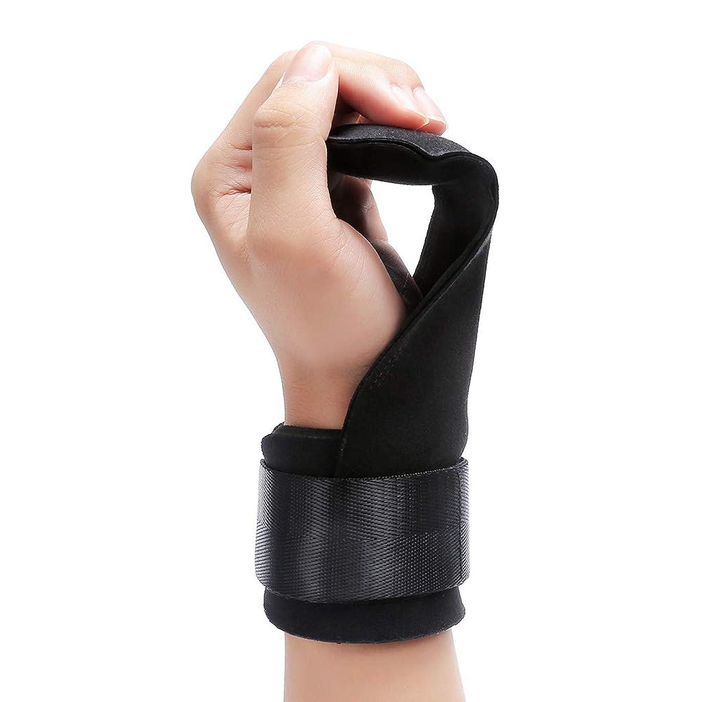膿瘍オーストラリア人残忍なMerkmak パワーグリップ トレーニンググリップ 握力補助 サポート ウエイト グローブ 筋トレ 懸垂 滑り止め加工 筋肉を追い込み ケガ予防 リフティング サポート 男女兼用