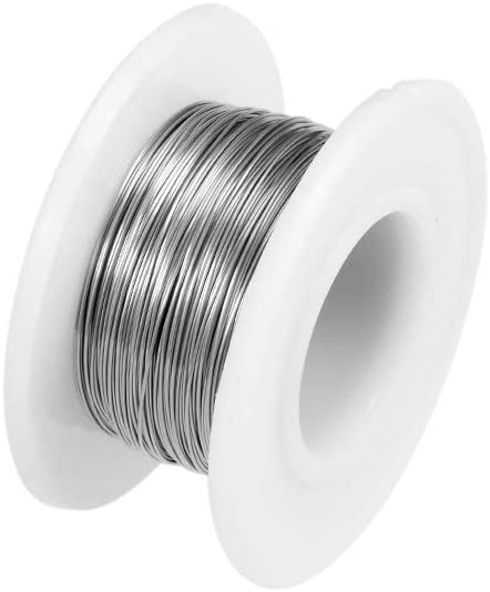 uxcell 27 Gauge Resistance Wire R Wrapping Heating Nichrome Popular brand in the National products world 66ft