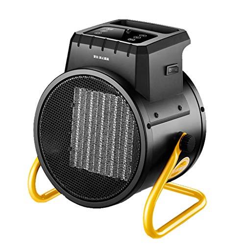 HOME-MJJ Acumulador pequeño Espacio - Cerámica 2000W / 3000W eléctrico portátil Calentador...