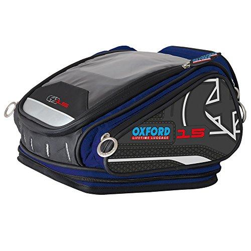 Oxford S20R - Correa para Motocicleta, 20 L, para Equipaje