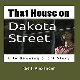 That House on Dakota Street audiobook cover art