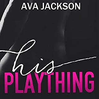 His Plaything audiobook cover art