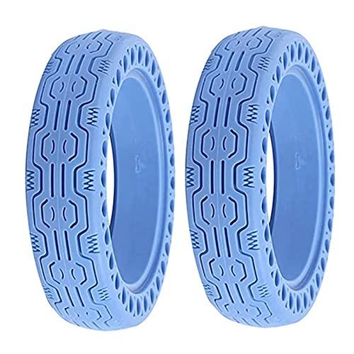 Elektrische scooterband, 8,5 inch rubberen banden met massieve gaten Vervangende band niet-pneumatisch voor elektrische…