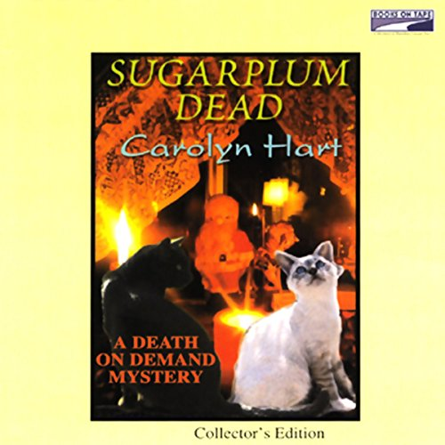 Sugarplum Dead audiobook cover art