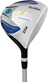 Tour Edge Golf Men's Hot Launch 2 Fairway Wood