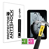 Protector de Pantalla Anti-Shock Anti-Golpe Anti-arañazos Compatible con Tablet Storex eZee Tab 10Q11-M