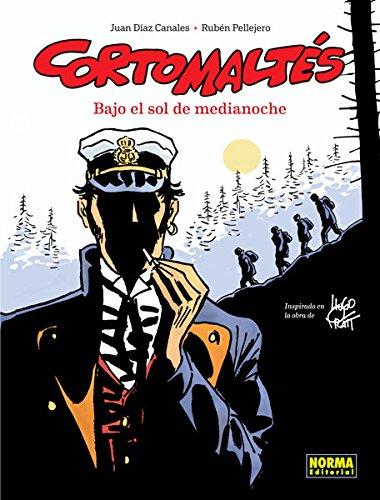 CORTO MALTES BAJO EL SOL DE MEDIANOCHE (Comic Europeo (norma))
