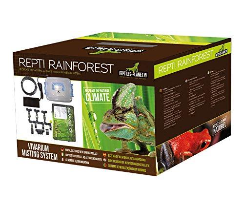 Reptiles Planet Central de brumisation terrarios Reptiles Repti Rainforest
