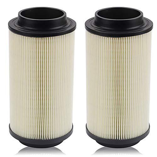 Alibrelo 7080595 7082101 Air Filter Replacement for Polaris Sportsman Scrambler Magnum 400 500 550 570 600 700 800 850 ATV
