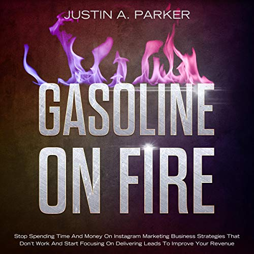 Gasoline on Fire cover art