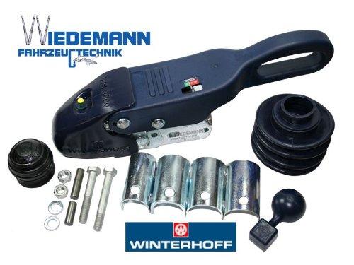 Winterhoff WS 3000 Sicherheitskupplung Ausf. D 12/12