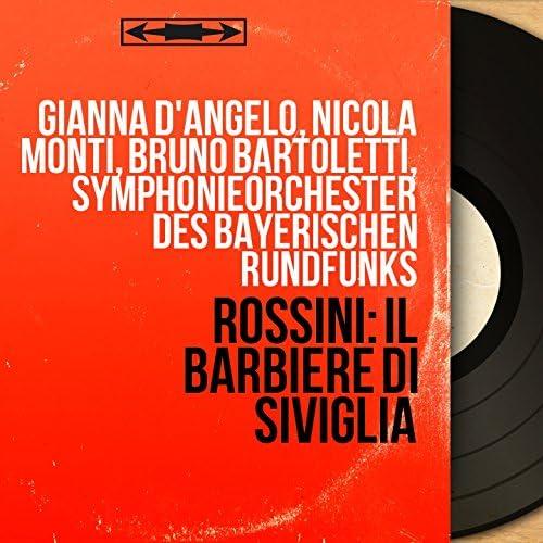 Gianna D'Angelo, Nicola Monti, Bruno Bartoletti, Symphonieorchester des Bayerischen Rundfunks