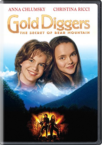 Gold Diggers: The Secret of Bear Mountain [DVD]