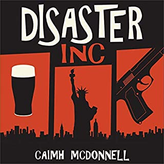 Disaster Inc cover art