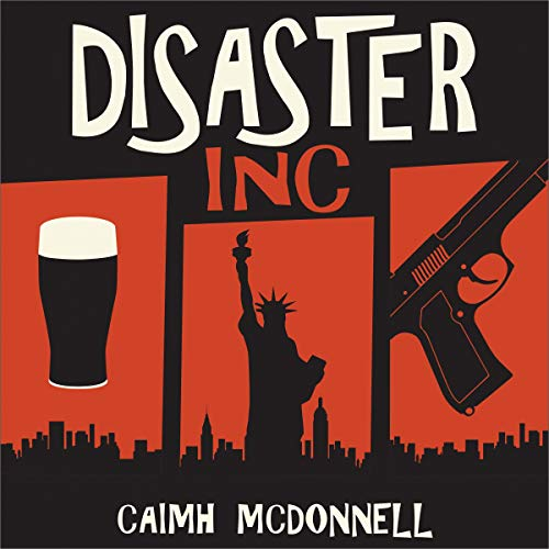 Disaster Inc Titelbild