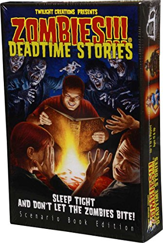 Twilight Creations Zombies Expansion Deadtime Stories Board Game