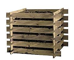 Steckkomposter Holz