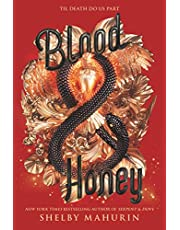 Blood & Honey (Serpent & Dove, Band 2)