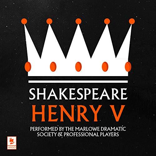 Couverture de Henry V
