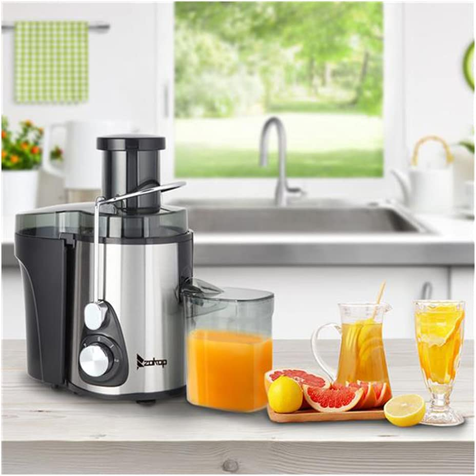 Juicer OFFicial Juice Machine 600W Extractor 75MM Mout Large discharge sale with Wide