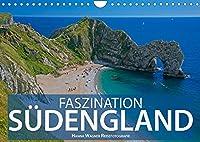 Faszination Suedengland (Wandkalender 2022 DIN A4 quer): Hanna Wagner zeigt unverwechselbare Impressionen aus den suedenglischen Grafschaften zwischen Kent und Cornwall. (Monatskalender, 14 Seiten )