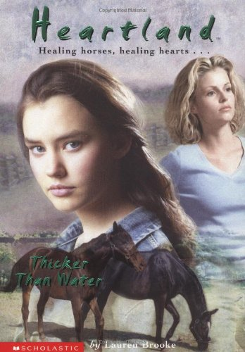 Thicker Than Water (Heartland #8)