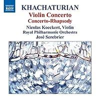 Violin Concerto / Concerto Rhapsody