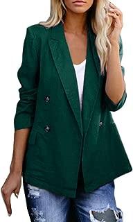 Best plus size green blazer Reviews