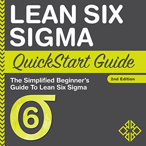 Lean Six Sigma QuickStart Guide cover art