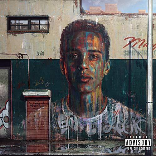 Official - Logic (Under Pressure) 2020 Album Cover Poster (12'x12')