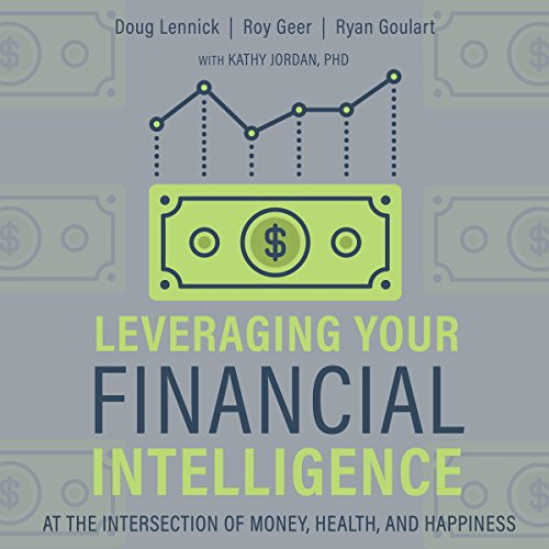 Leveraging Your Financial Intelligence audiobook cover art