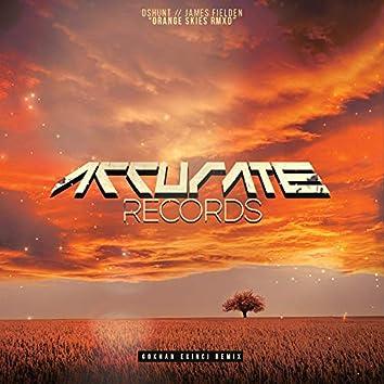 Orange Skies (Gokhan Ekinci Remix)