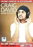 Craig David - Born to Do It, Hanau 2001 »