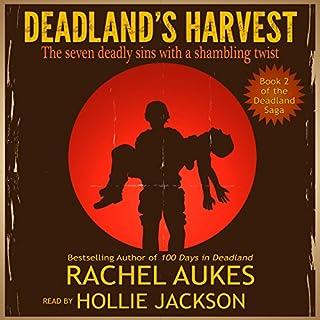 Deadland's Harvest audiobook cover art