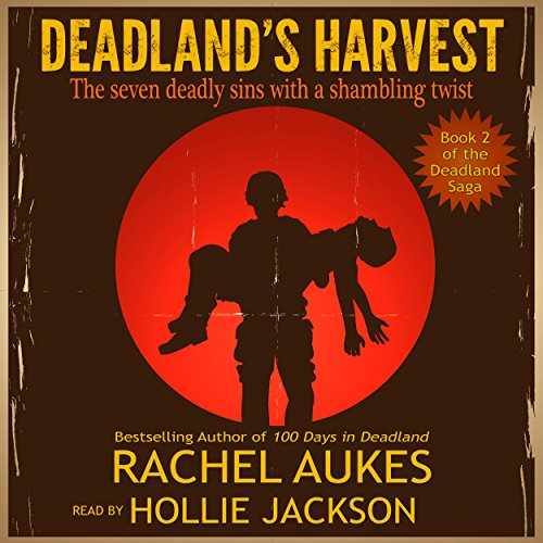 Deadland's Harvest audiobook cover art