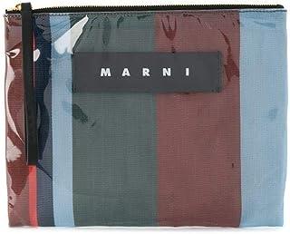 Marni Women's PHMO0003Q0P2740STR64 Multicolor Synthetic Fibers Clutch