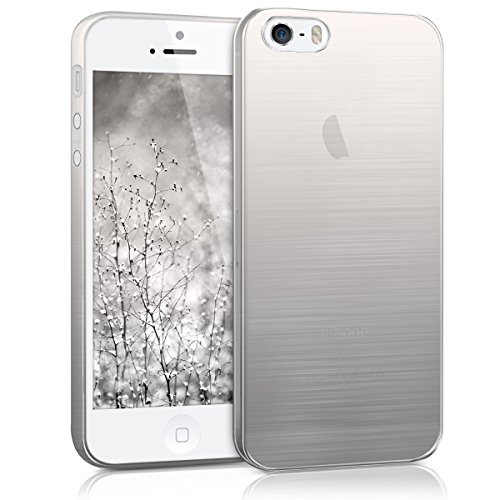 iphone 5 aluminum bumper silver - 9