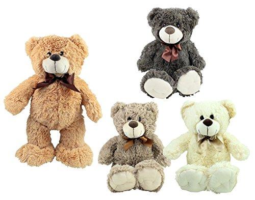 Plüsch-Teddybär Sunkid - ca. 50 cm groß - verschiedene Farben (Hellbraun)