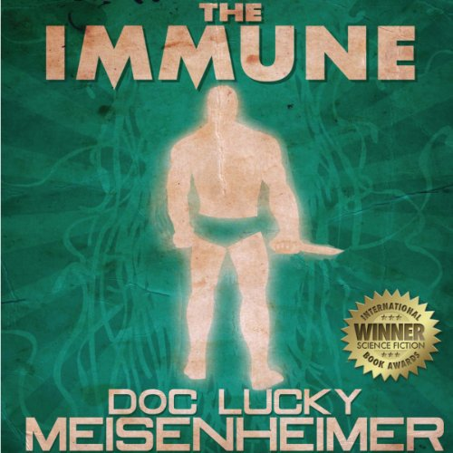 The Immune audiobook cover art