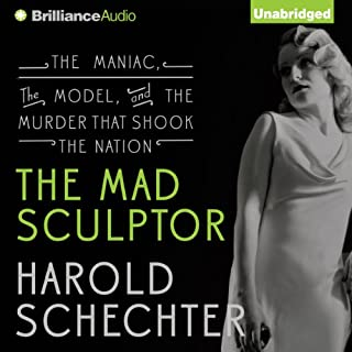 The Mad Sculptor cover art