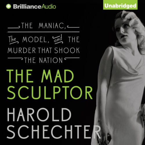 The Mad Sculptor audiobook cover art