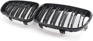 Centurrie Sostituzione piccola rotonda aria condizionata bocchetta griglia Per Mercedes-Benz Classe C W204 C200 C260