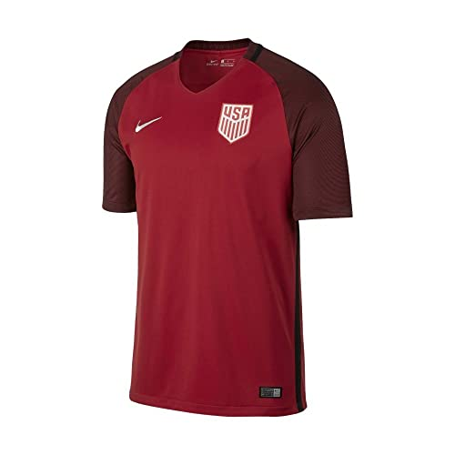 dd6daece0 Nike Dry USA Stadium Jersey  Gym RED