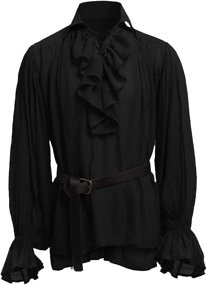 Comprar Camisa PirataRenacentista Beige Mujer talla M