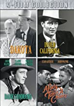 Four-Film Collection: (Dakota / In Old California / Dark Command / A Lady Takes a Chance)
