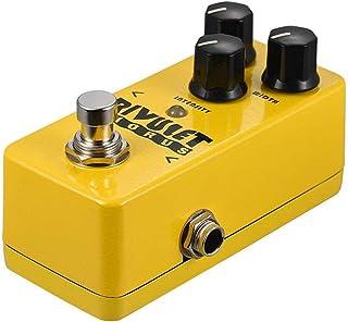 WYKDL غيتار متعدد المؤثرات دواسة التناظرية NCH-2 Chorus Guitar Effect دواسة ملتفة/حقيقية تدعم ترقية البرامج الثابتة USB