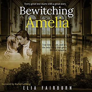 Bewitching Amelia cover art
