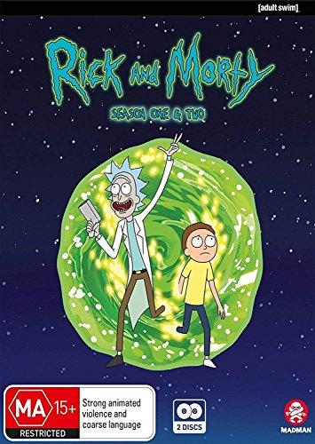 Rick And Morty: Seasons 1 & 2 (2 Blu-Ray) [Edizione: Stati Uniti] [Italia] [Blu-ray]