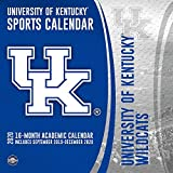 University of Kentucky Wildcats 2020 Calendar